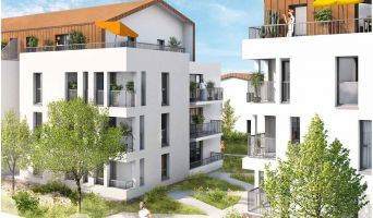 Résidence « Les 5 Continents » programme immobilier neuf en Loi Pinel à Couëron n°2