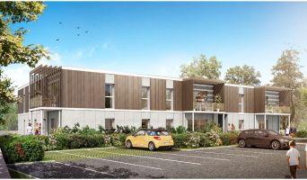 Photo du Résidence « Les Allées de la Bretèche » programme immobilier neuf en Loi Pinel à Couëron