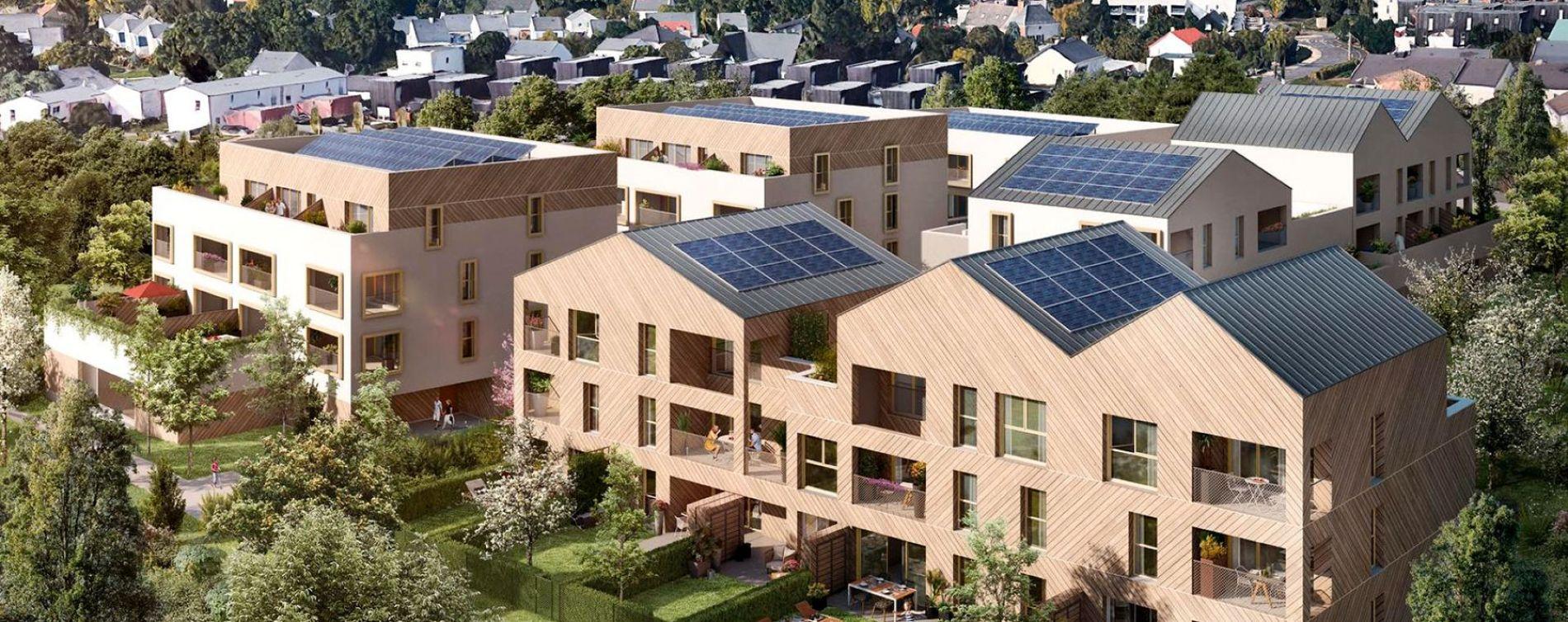 Couëron : programme immobilier neuve « Programme immobilier n°215071 » (2)