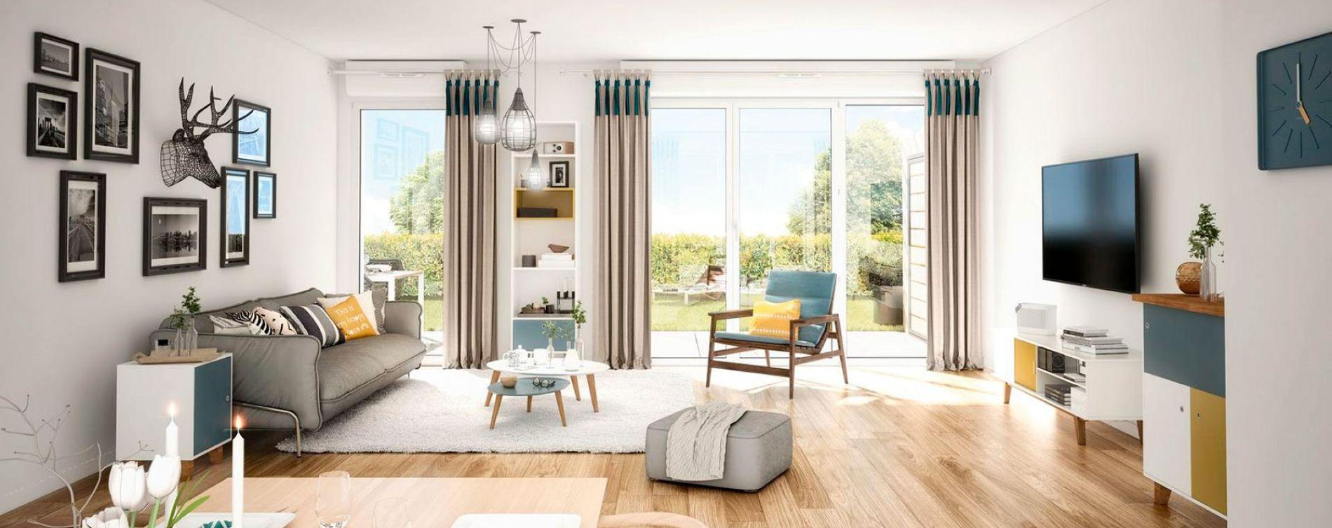 Couëron : programme immobilier neuve « Programme immobilier n°215071 » (3)