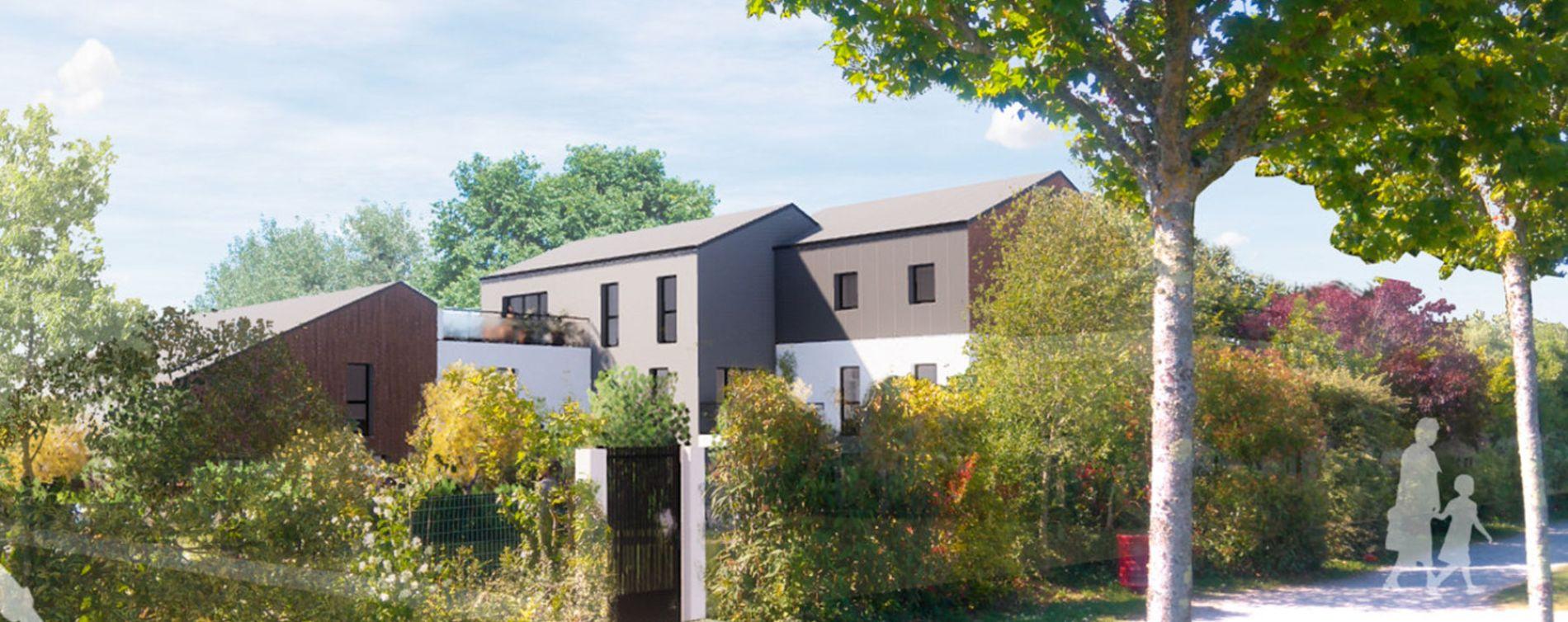 Résidence Côté Parc à Guérande