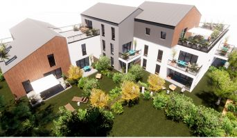 Résidence « Côté Parc » programme immobilier neuf en Loi Pinel à Guérande n°2