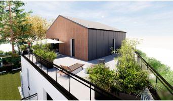 Résidence « Côté Parc » programme immobilier neuf en Loi Pinel à Guérande n°3