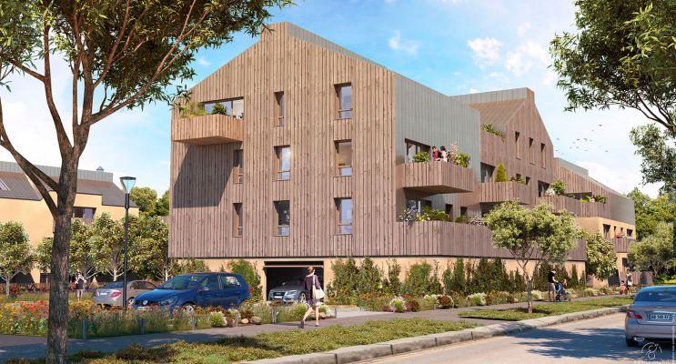 Photo du Résidence « Escale Nature » programme immobilier neuf en Loi Pinel à Guérande