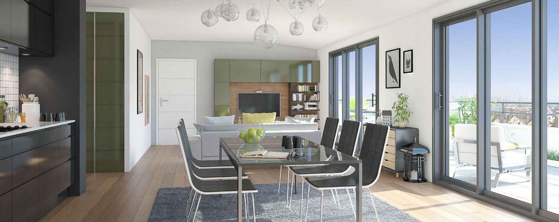 Guérande : programme immobilier neuve « Le Mauperthuis » en Loi Pinel (3)