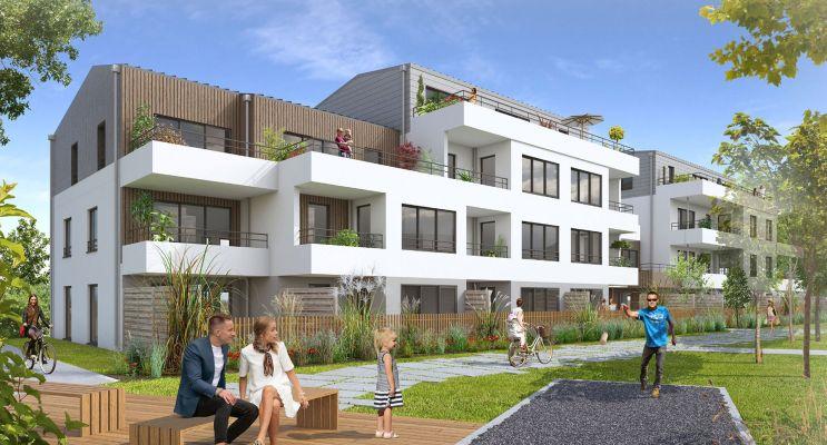 Photo du Résidence « Le Mauperthuis » programme immobilier neuf en Loi Pinel à Guérande