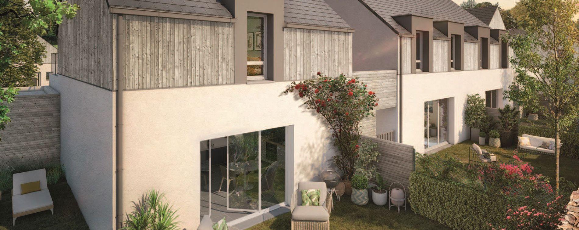 Guérande : programme immobilier neuve « Vert Saline » en Loi Pinel (2)
