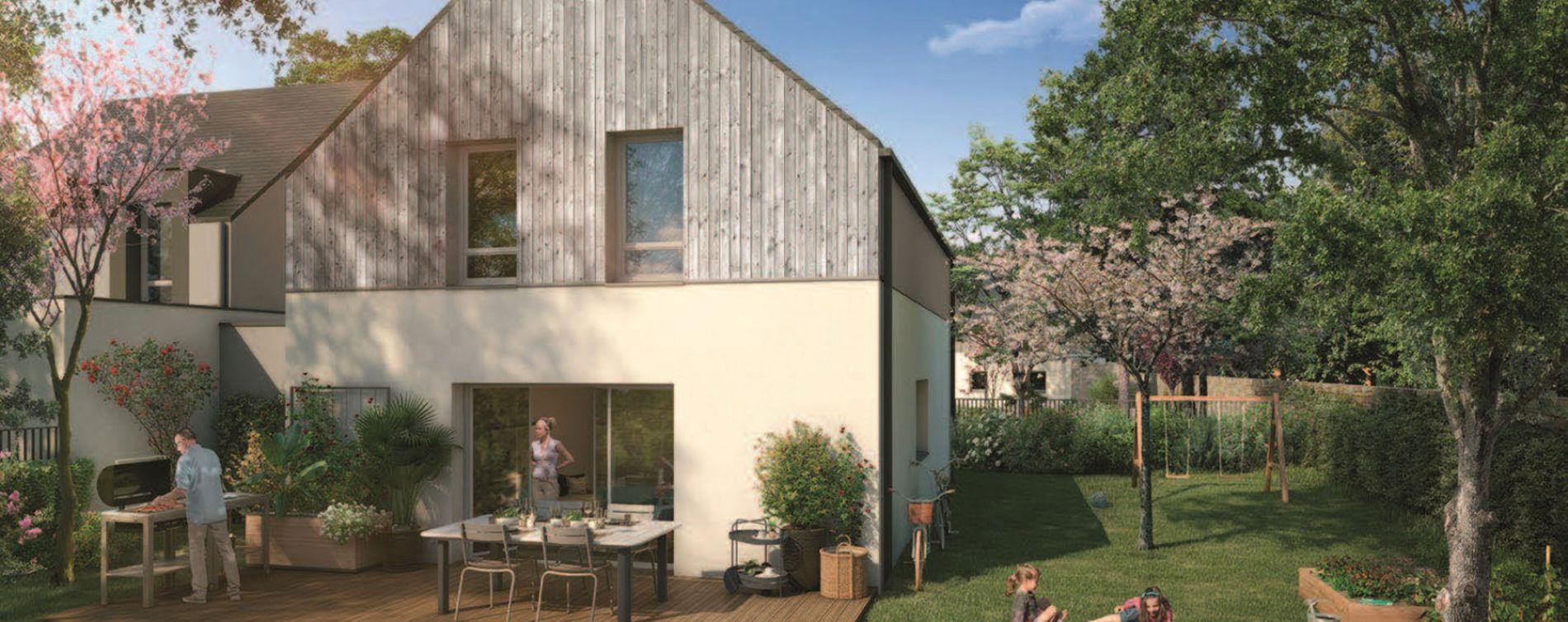 Guérande : programme immobilier neuve « Vert Saline » en Loi Pinel (3)