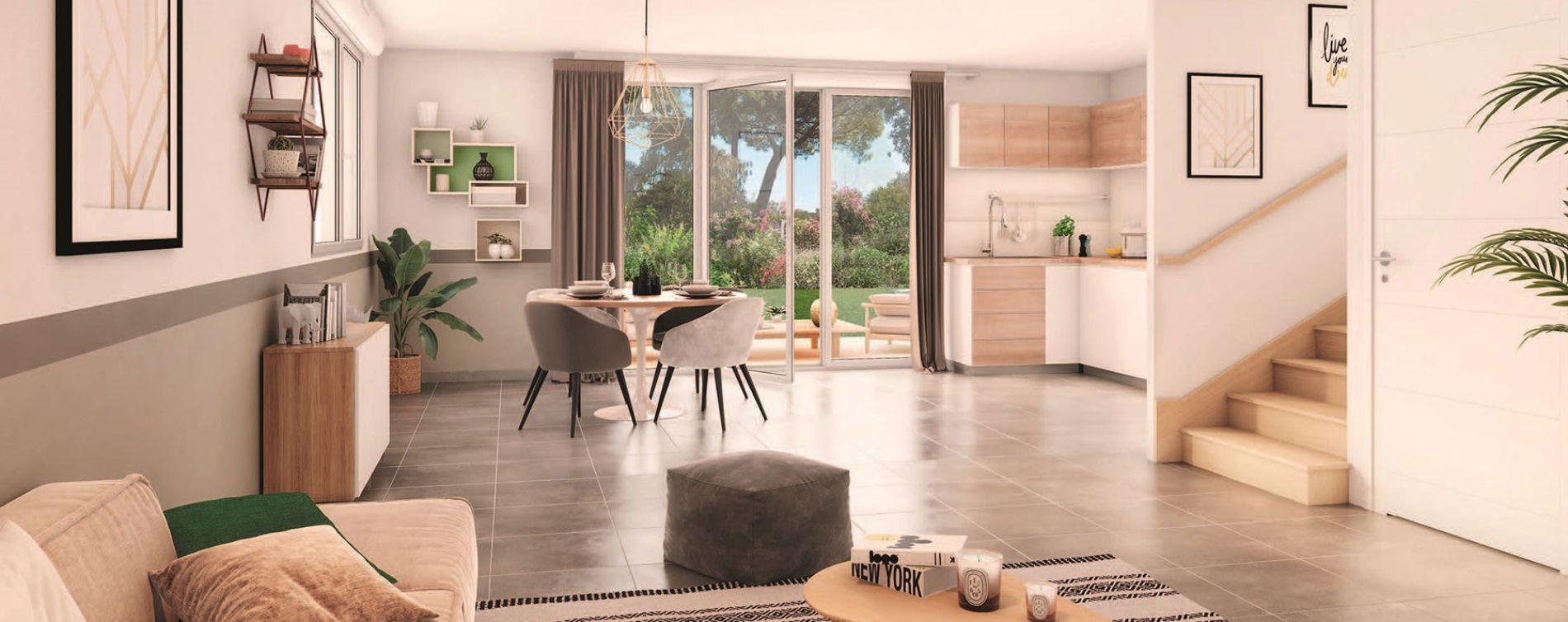 Guérande : programme immobilier neuve « Vert Saline » en Loi Pinel (4)