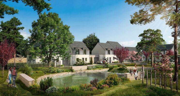 Guérande : programme immobilier neuf « Vert Saline » en Loi Pinel