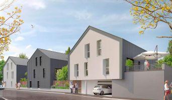 Haute-Goulaine programme immobilier neuf « La Résidence du Centre » en Loi Pinel
