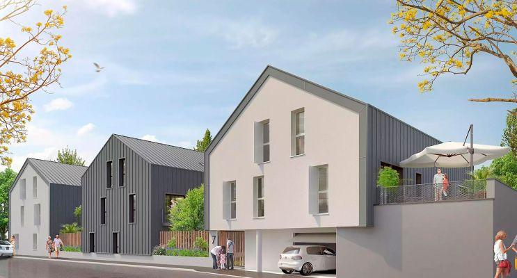 Photo du Résidence « La Résidence du Centre » programme immobilier neuf en Loi Pinel à Haute-Goulaine