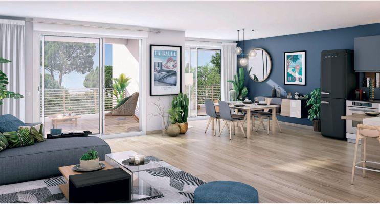 Photo du Résidence « Domaine du Bois Robin » programme immobilier neuf en Loi Pinel à La Baule-Escoublac