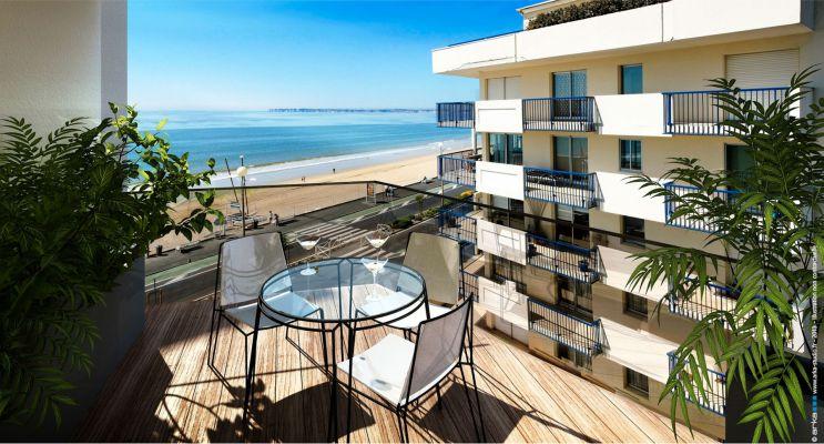 Résidence « Elégia » programme immobilier neuf en Loi Pinel à La Baule-Escoublac n°2