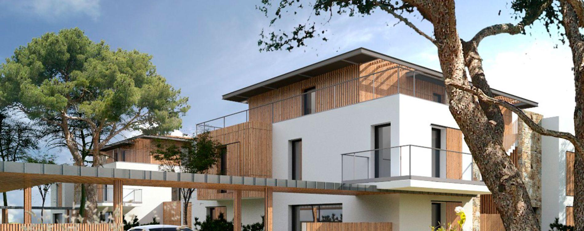 La Baule-Escoublac : programme immobilier neuve « Les Jardins d'Escoublac » en Loi Pinel (2)
