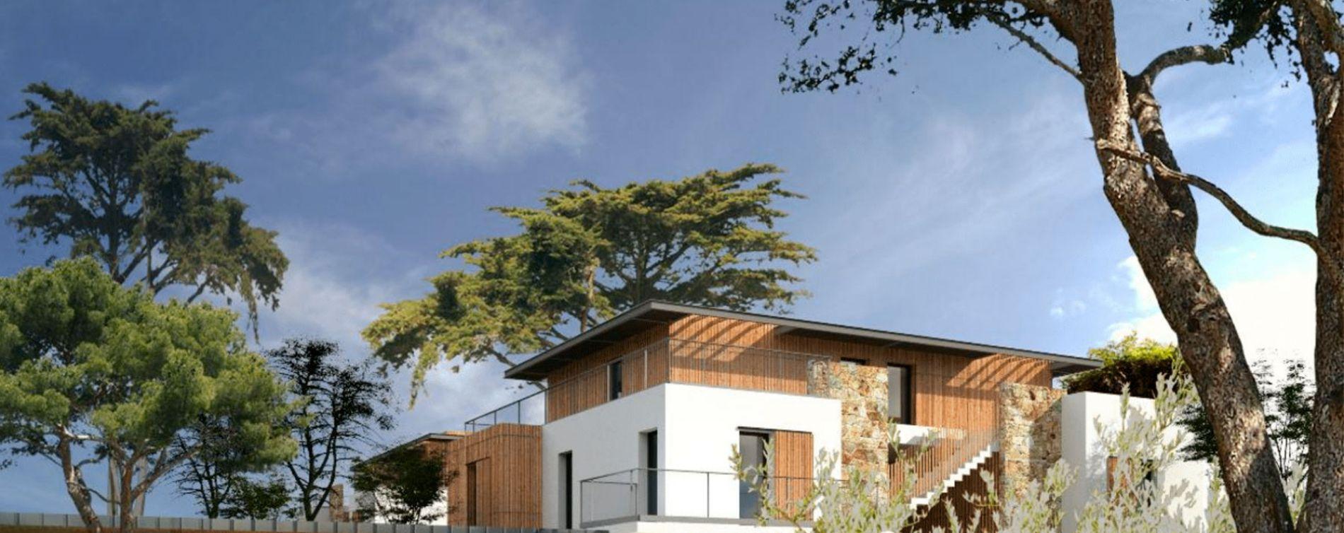 La Baule-Escoublac : programme immobilier neuve « Les Jardins d'Escoublac » en Loi Pinel (3)