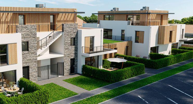 Photo du Résidence « Les Jardins d'Escoublac » programme immobilier neuf en Loi Pinel à La Baule-Escoublac