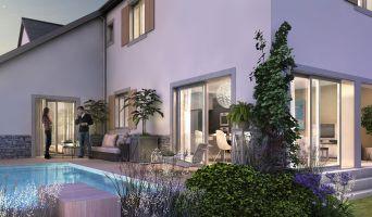 Photo du Résidence « Les Villas des Dunes » programme immobilier neuf à La Baule-Escoublac
