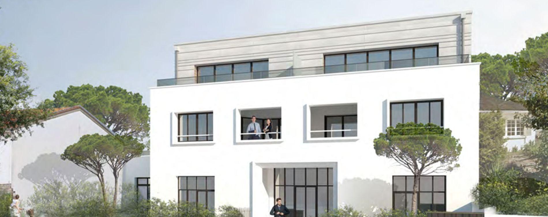 Résidence Villa Bois d'Amour à la Baule-Escoublac