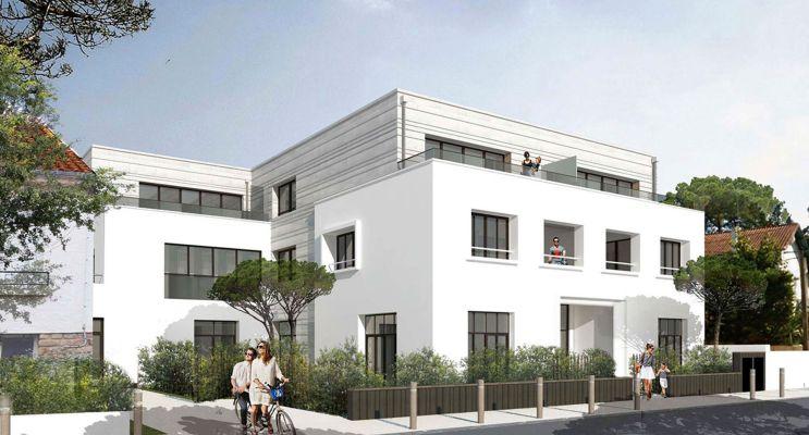 Résidence « Villa Bois D'Amour » programme immobilier neuf en Loi Pinel à La Baule-Escoublac n°1
