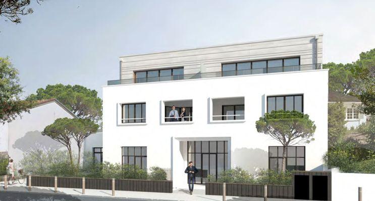 Résidence « Villa Bois D'Amour » programme immobilier neuf en Loi Pinel à La Baule-Escoublac n°2