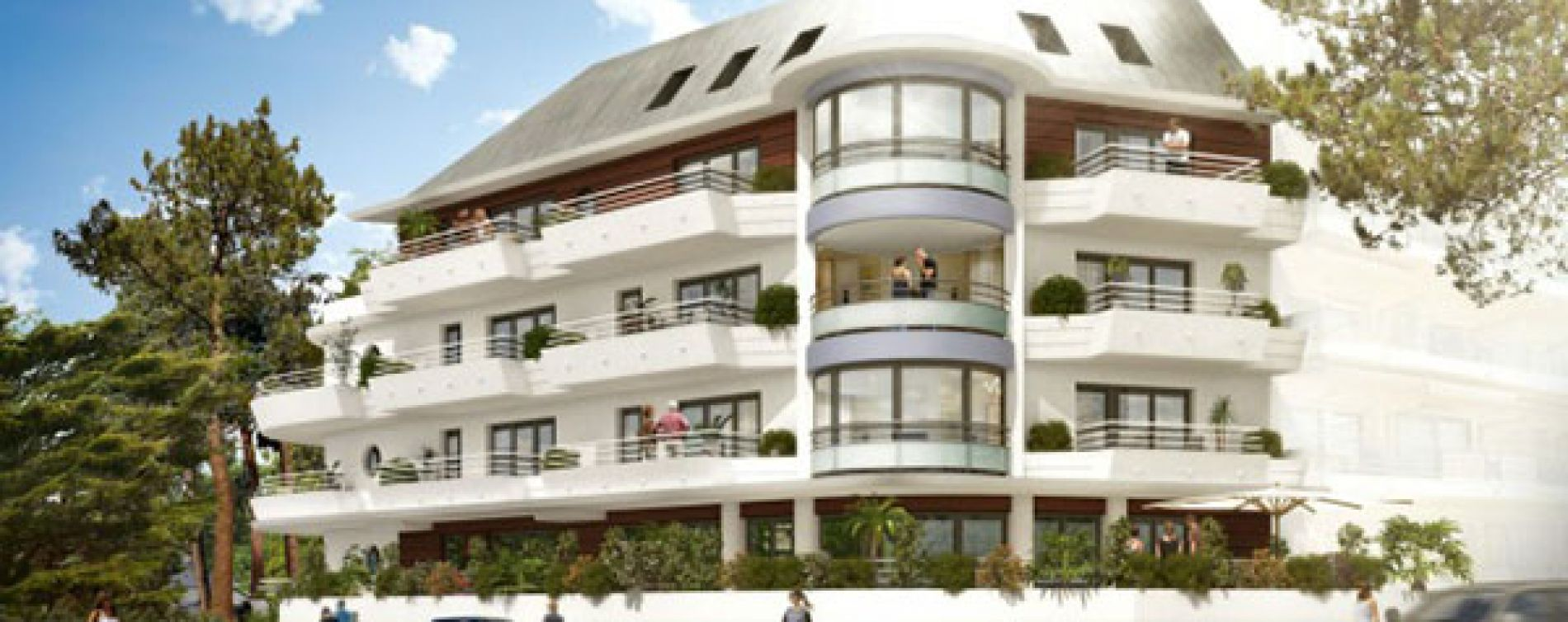 Résidence Villa les Troves à la Baule-Escoublac