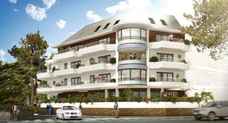 Photo du Résidence « Villa les Troves » programme immobilier neuf en Loi Pinel à La Baule-Escoublac