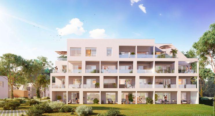 Photo du Résidence « Le Domaine » programme immobilier neuf en Loi Pinel à La Chapelle-sur-Erdre