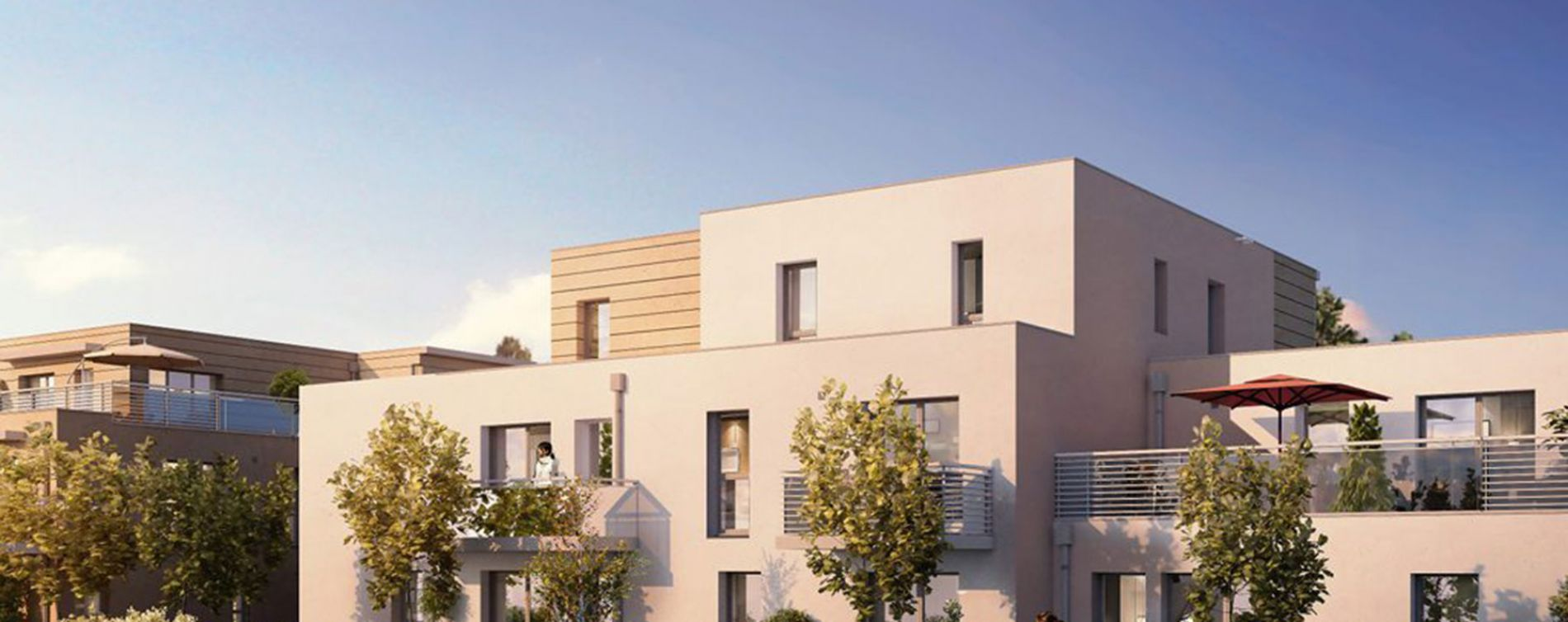 Les Sorinières : programme immobilier neuve « L'Aquarelle » en Loi Pinel
