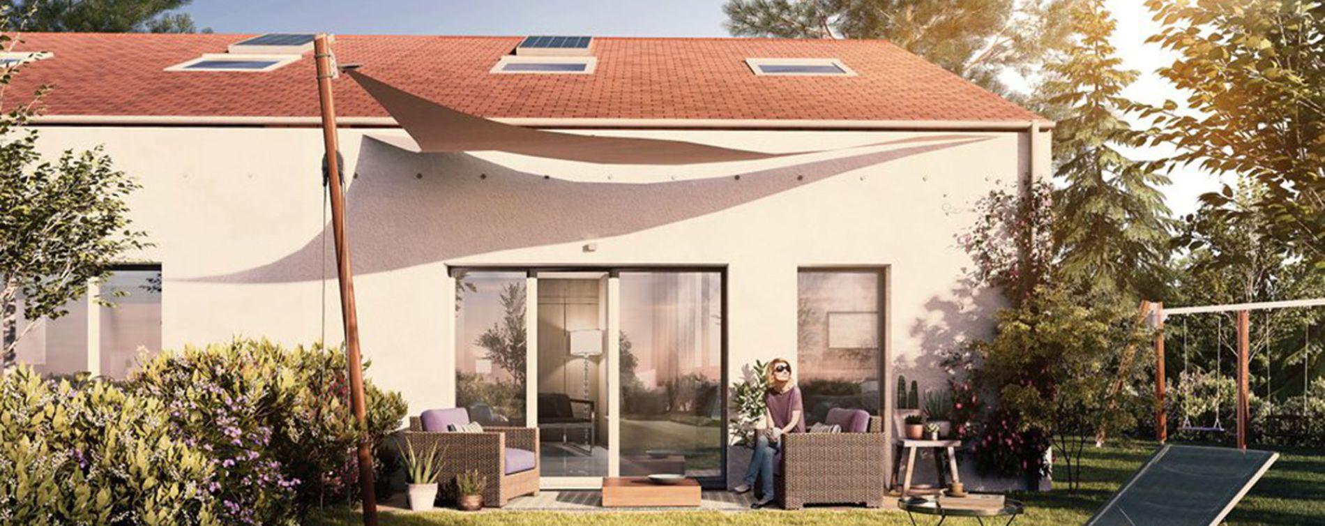 Les Sorinières : programme immobilier neuve « L'Aquarelle » en Loi Pinel (2)