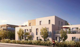 Les Sorinières : programme immobilier neuf « L'Aquarelle » en Loi Pinel