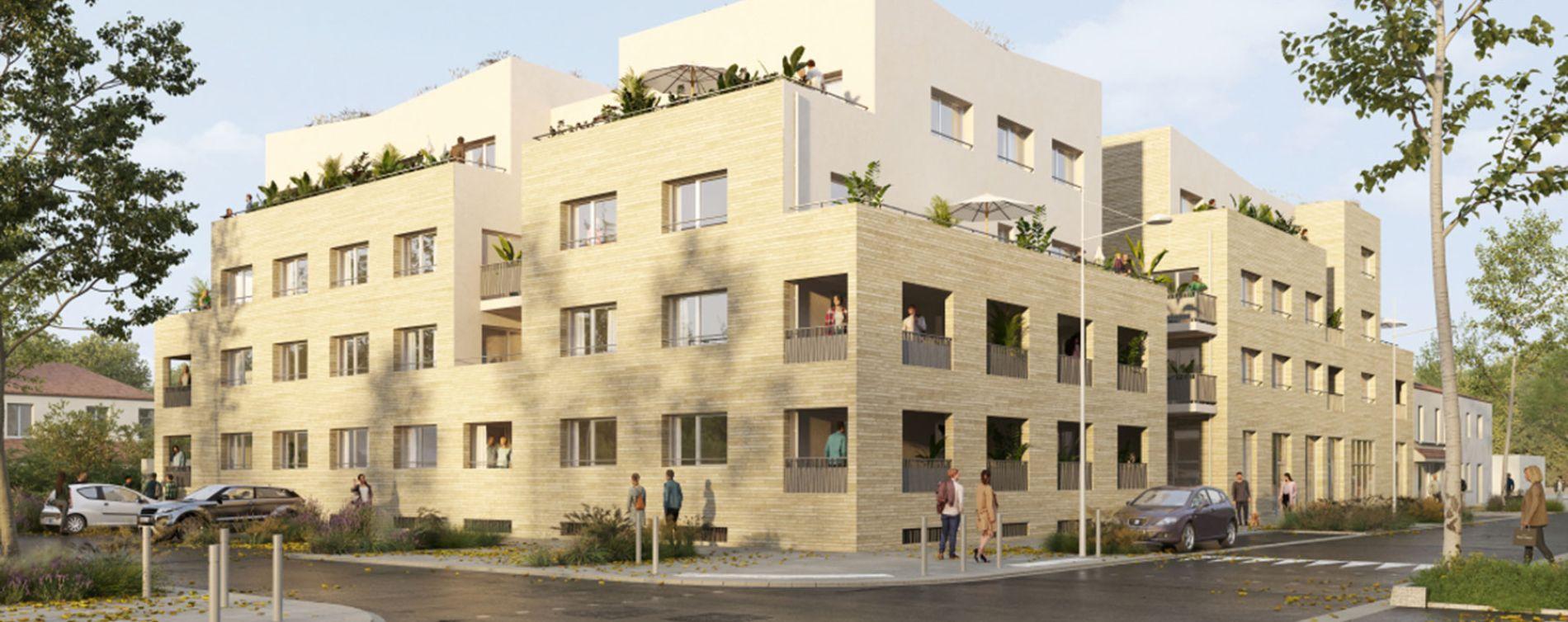 Les Sorinières : programme immobilier neuve « Le Georges » en Loi Pinel (3)