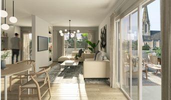 Les Sorinières programme immobilier neuve « Le Georges »  (4)