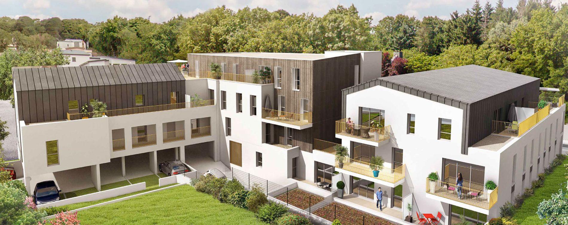 Résidence Les Terrasses du Côteau à Mauves-sur-Loire