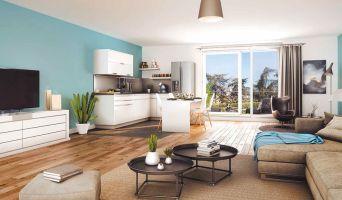 Photo n°2 du Résidence « 5 Baco » programme immobilier neuf en Loi Pinel à Nantes
