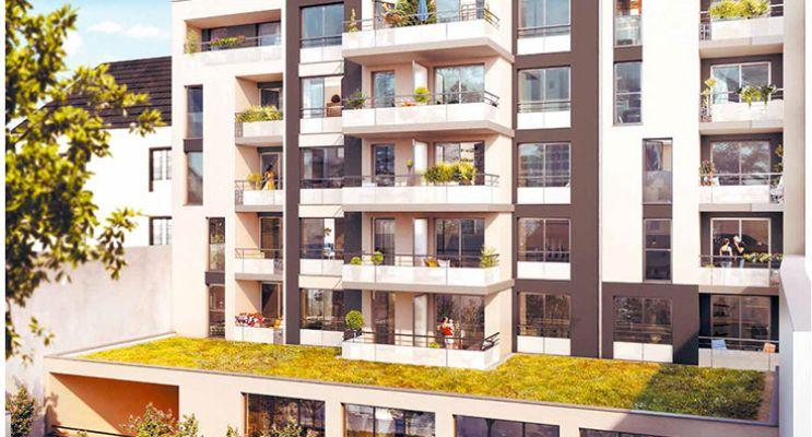 Photo n°1 du Résidence « 5 Baco » programme immobilier neuf en Loi Pinel à Nantes