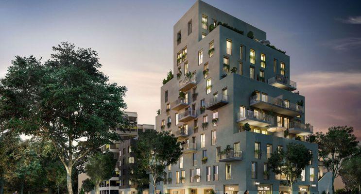 Photo du Résidence « Allure » programme immobilier neuf en Loi Pinel à Nantes