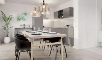 Résidence « Arenae » programme immobilier neuf en Loi Pinel à Nantes n°2