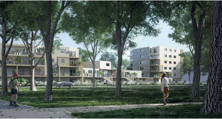 Photo du Résidence « Arenae » programme immobilier neuf en Loi Pinel à Nantes