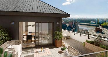 Nantes : programme immobilier neuf « Atelier Cambronne » en Loi Pinel