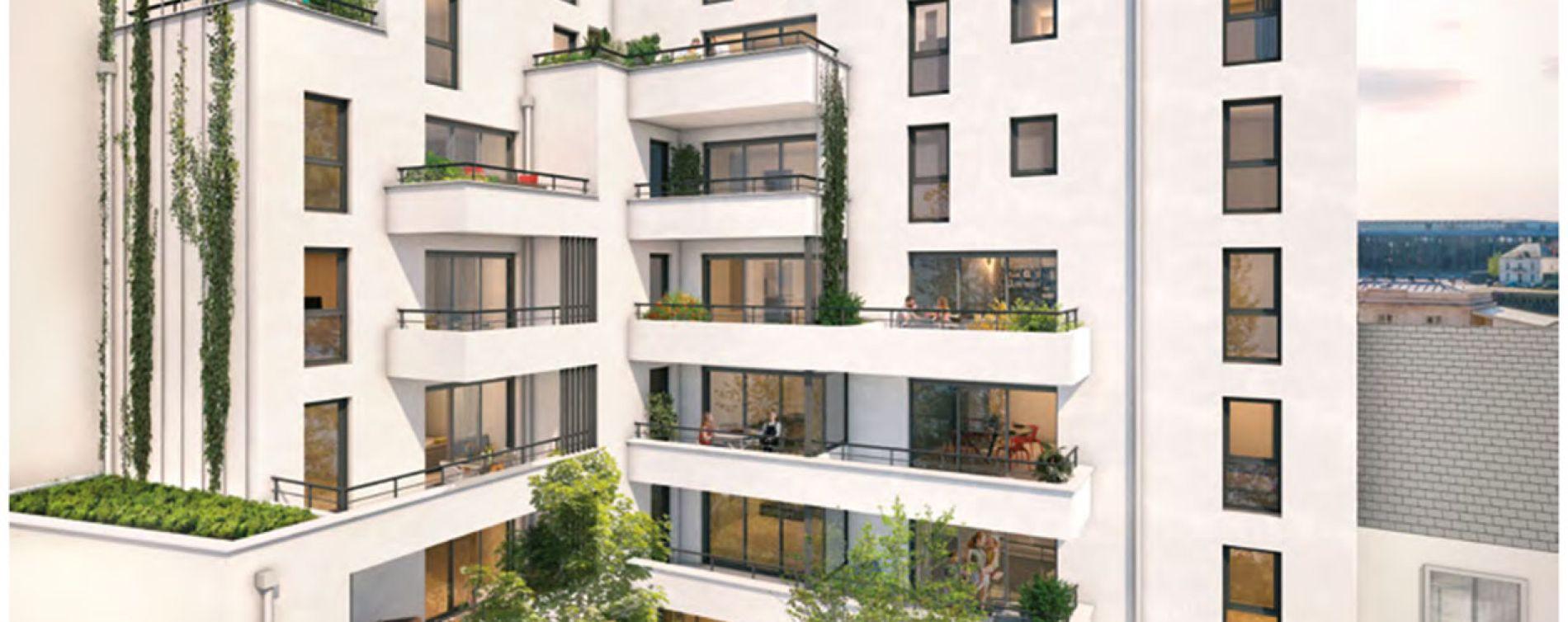 Résidence Atelier Cambronne à Nantes