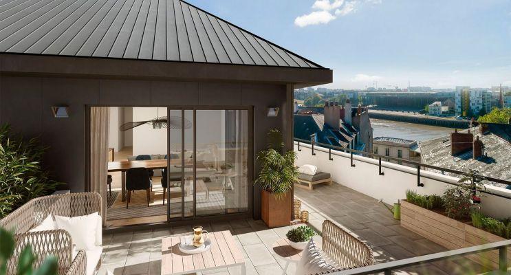 Photo du Résidence « Atelier Cambronne » programme immobilier neuf en Loi Pinel à Nantes