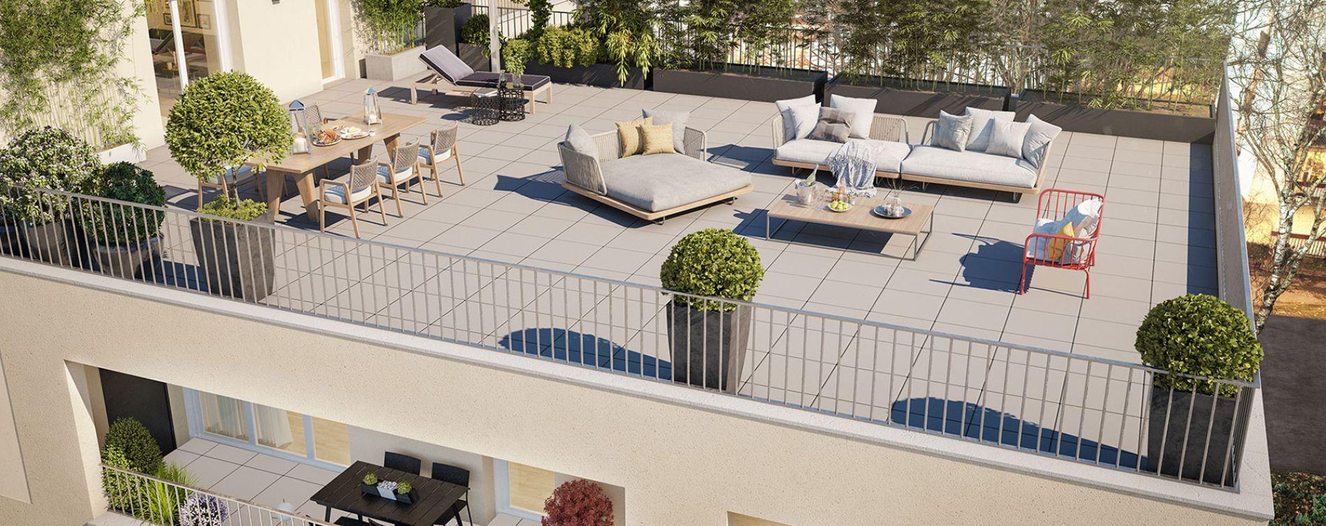 Nantes : programme immobilier neuve « Baccara » en Loi Pinel