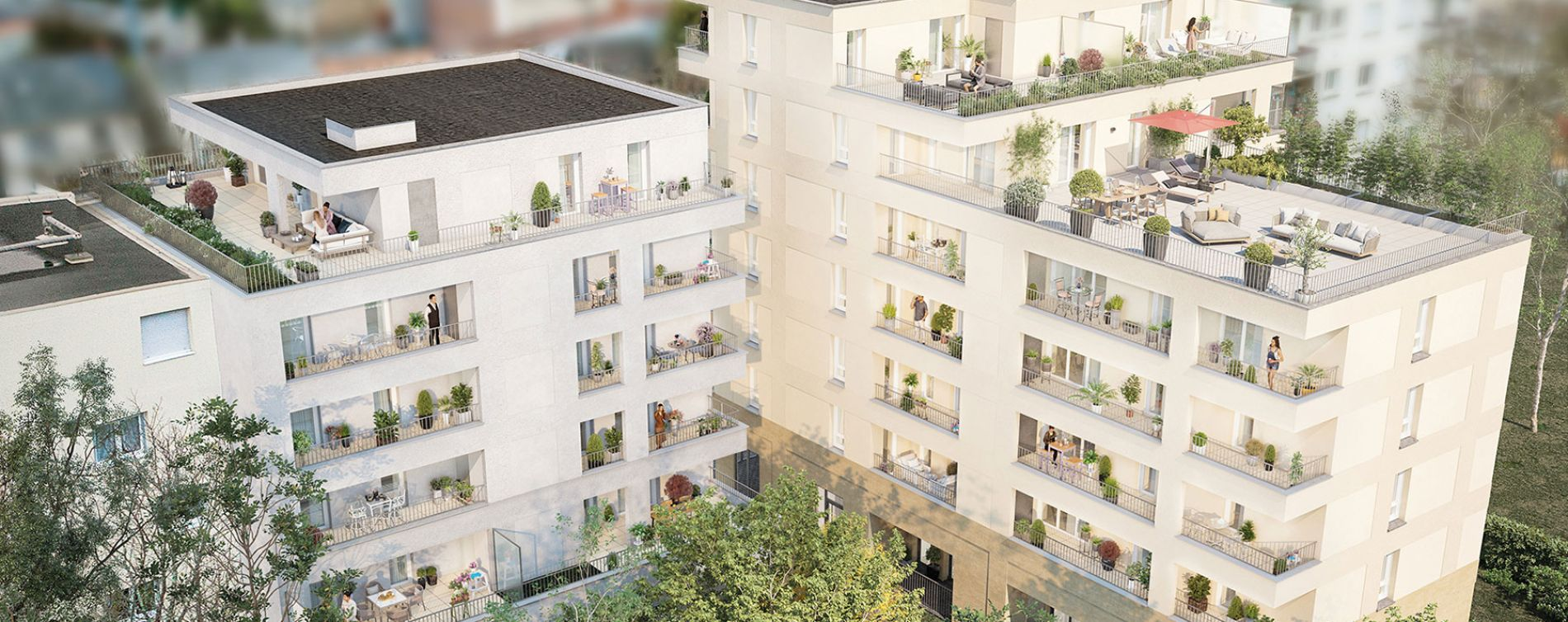 Nantes : programme immobilier neuve « Baccara » en Loi Pinel (3)
