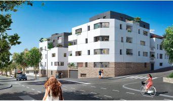 Photo du Résidence « Bellerive » programme immobilier neuf à Nantes
