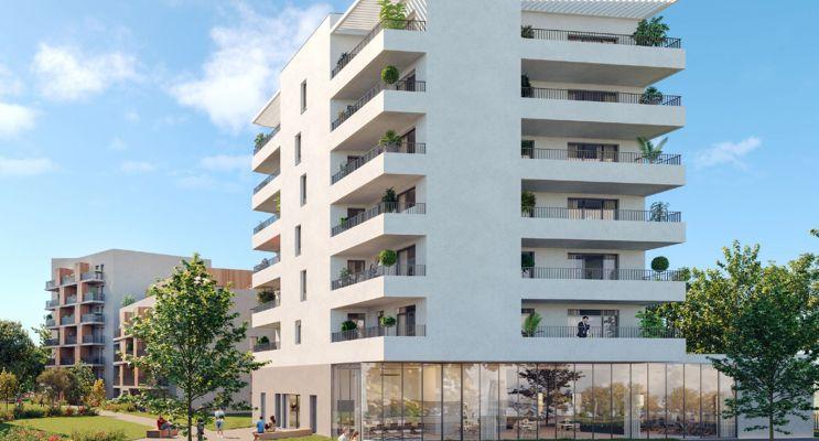 Photo du Résidence « Bloom » programme immobilier neuf en Loi Pinel à Nantes