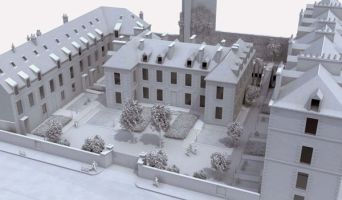 Résidence « Carré Vert » programme immobilier neuf à Nantes n°3