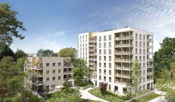 Nantes programme immobilier neuf « Cœur Boisé » en Loi Pinel