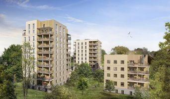 Nantes programme immobilier neuve « Cœur Boisé » en Loi Pinel  (2)