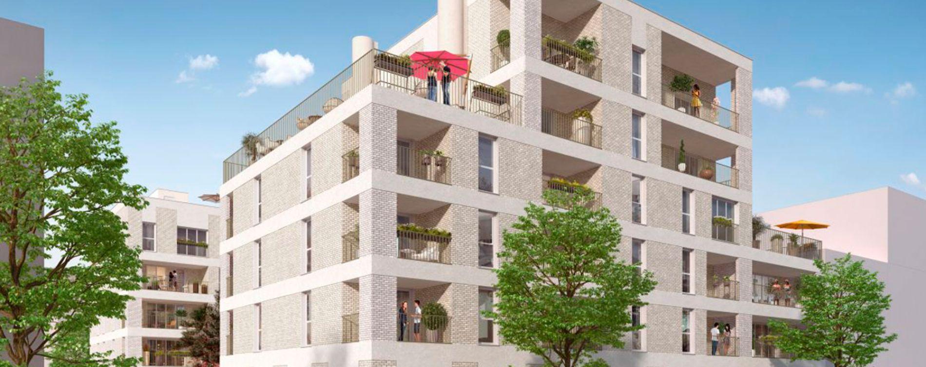 Nantes : programme immobilier neuve « Cosmopolitan » en Loi Pinel (2)